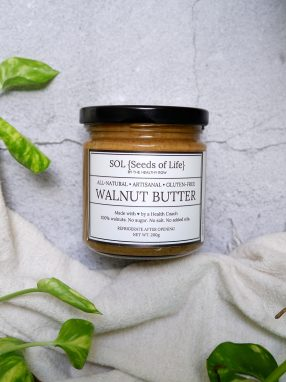Pure Walnut Butter