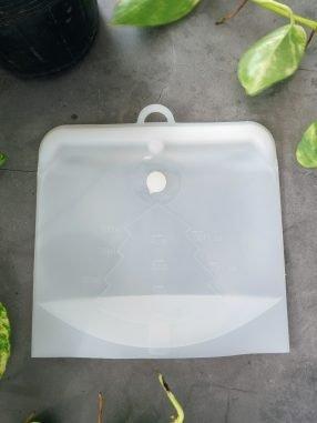 Food Grade Silicone Ziplock